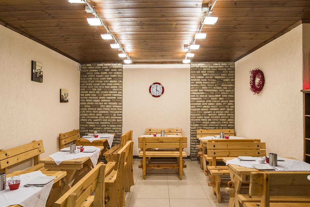 Ξενώνας ασημίνα - Αίθουσα πρωινού